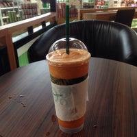 Photo taken at Café Amazon by Jutamart P. on 11/18/2014