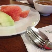Photo taken at The Raintree Café by Wawa Olav R. on 7/19/2014