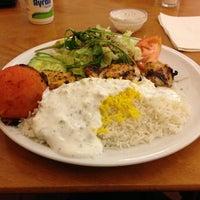 Das Foto wurde bei Karun Bistro - Persisch Arabische Küche von Jo N. am 2/6/2013 aufgenommen