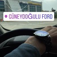 Photo taken at Güneydoğulu Otomotiv Ford Plaza by Sinan A. on 5/2/2017
