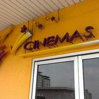 Photo taken at TGV Cinemas by Nasir R. on 3/30/2013