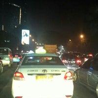 Photo taken at Jalan Casablanca by Akang O. on 2/12/2016