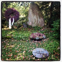Photo taken at Waldfriedhof by Michael B. on 10/27/2013