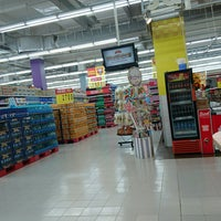Photo taken at Carrefour by Ay SiCemutz on 7/29/2016