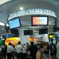Das Foto wurde bei Singapore Cruise Centre von Heryanto H. am 12/10/2012 aufgenommen
