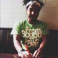 Photo taken at Cafe Green by Gitamba S. on 10/17/2012