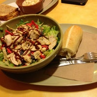 Photo taken at Panera Bread by Emilio F. on 4/23/2013