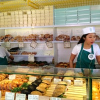 Photo taken at Tiong Bahru Bakery by Tanti F. on 6/3/2013