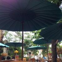 Photo taken at Café Batu Jimbar by Tanti F. on 7/26/2013