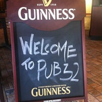 Photo taken at Pub 32 Irish Gastropub by Larry on 1/21/2013