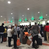 Photo taken at Immigration by Loan P. on 4/8/2015