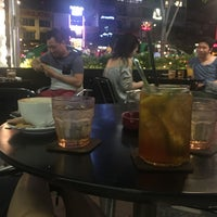 Photo taken at Cafe Central Nguyen Hue by Loan P. on 11/19/2016
