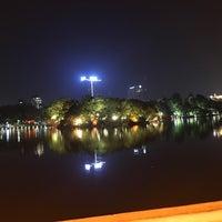 Photo taken at Thủy Tạ by Loan P. on 6/26/2017