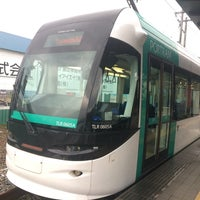 Photo taken at Iwasehama Station by たいち on 12/16/2017