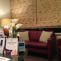 Photo taken at Massage Envy - Leawood-Camelot Court by Terry T. on 2/4/2013