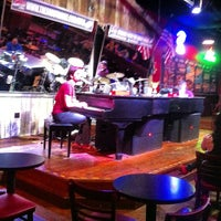 Photo taken at Shout House Dueling Pianos by @zaibatsu R. S. on 10/22/2012