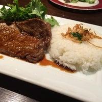 Photo taken at Salon de Cafe SAMASAMA by Hana N. on 3/15/2014