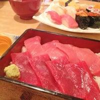 Photo taken at 金寿司 by Hana N. on 8/13/2013