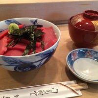 Photo taken at 金寿司 by Hana N. on 12/5/2013
