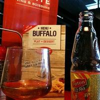 Photo taken at Buffalo Grill by Lilian W. on 11/9/2012