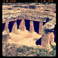 Photo taken at Tombs of the Kings by Maxim M. on 4/27/2013