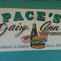 Photo taken at Pace's Dairy Ann by Ryan J. on 7/23/2015