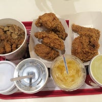 Photo taken at KFC by Amos D. on 5/11/2014