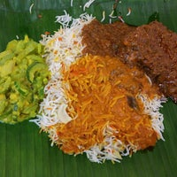 Photo taken at Shami Banana Leaf - North Point by Amos D. on 6/25/2015