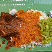 Photo taken at Shami Banana Leaf - North Point by Amos D. on 7/22/2015