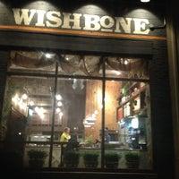 Photo taken at Wishbone Craft Fried Chicken by Dem on 1/14/2014