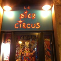 Photo taken at Le Bier Circus by Anders H. on 11/16/2012