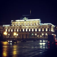 Photo taken at Казанская ратуша by Zhanny N. on 9/20/2013