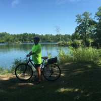 Photo taken at Menomonee Park by Lance B. on 7/20/2016