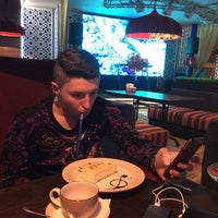 Photo taken at Халат by DianaRed on 2/14/2015