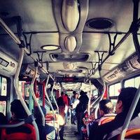 Photo taken at TransMilenio: Portal de Suba by Rodolfo V. on 2/8/2013