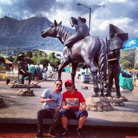 Photo taken at Parque del Resurgimiento by Rodolfo V. on 12/8/2013