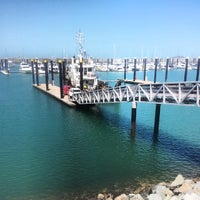 Photo taken at Mackay Harbour by Ashley T. on 3/14/2014