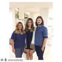 Photo taken at Ricardo Maia Hair & Makeup by Rafael D. on 8/17/2015