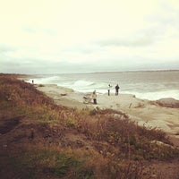 Photo taken at Beavertail State Park by Laura M. on 10/28/2012