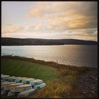 Photo taken at Quabbin Reservoir Visitor Center by Laura M. on 10/27/2013