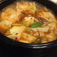 Foto tirada no(a) Yummy Korean Restaurant por Moe A. em 10/19/2013