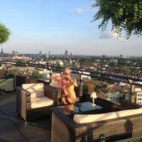 Das Foto wurde bei Hotel im Wasserturm von Reinhard B. am 7/19/2013 aufgenommen