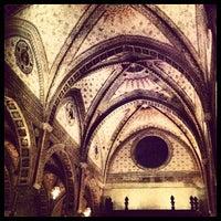 Photo taken at Santa Maria delle Grazie by Bruno d. on 10/1/2012