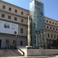 Photo taken at Museo Nacional Centro de Arte Reina Sofía (MNCARS) by Marco M. on 9/21/2012