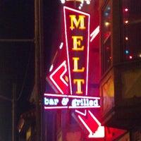 Photo taken at Melt Bar & Grilled by Melvin J. on 11/20/2012