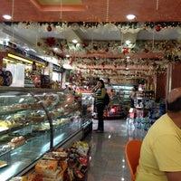 Photo taken at Panadería y Pastelería Villa La Trinidad by Lissette G. on 1/6/2013
