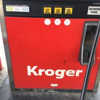 Photo taken at Kroger Gas by Steve G. on 6/18/2017