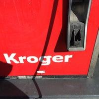 Photo taken at Kroger Gas by Steve G. on 10/9/2016