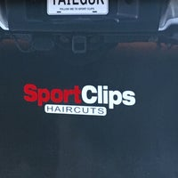 Photo taken at Sport Clips Haircuts of Gahanna by Steve G. on 7/29/2017