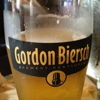 Photo taken at Gordon Biersch by Steve G. on 7/4/2013